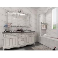 佰森宜佳全卫定制 卫生间定制 实木浴室柜