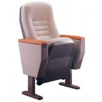 铝合金腿结实舒适的保定礼堂椅软排椅