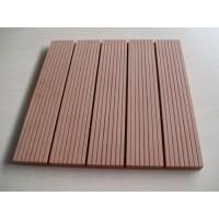 木塑地板_志诚木塑品牌塑木地板供应商