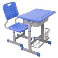 华鑫为您普及固定式课桌椅生产工艺和保养