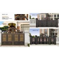 铝艺栏杆价格-材质好的铝艺大门哪里买