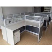 宿州板式办公桌——员工工位桌|钢架腿(新闻资讯)