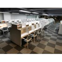 淄博屏风办公桌——共享自习室工位|沉浸式(新闻资讯)