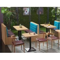 深圳餐厅桌椅 南山区茶餐厅桌椅 餐饮桌椅量身定制工厂