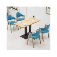 烧烤店餐厅桌椅,质量可靠的快餐桌椅 甜品店快餐桌椅定制厂家!