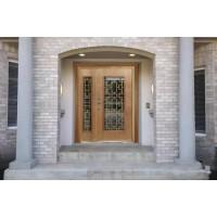 欧华尊邸已然成为别墅铸铝门的先进品牌