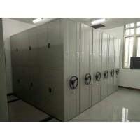 佛山档案密集架手动档案密集柜钢制办公家具工厂定制